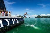 ทัวร์ล่องเรือ ปาร์ตี้Hype Yacht