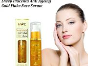 Healthy Care Gold Flake Anti-Ageing serum 50mlเซรั่ม ลดกระฝ้า จากออสเตรเลีย