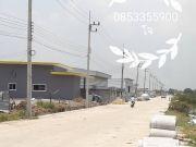 ขายที่ดิน 2 ไร่โรงงาน 400 ตรม ราคา 12 ล้านนน ยื่นจัดกู้ให้ฟรี ผ่อนนาน 10 ปี T0853355900