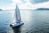 Yacht – Catamaran ไม้ท่อนศรีพันวา