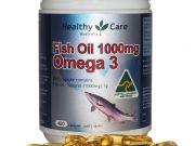 น้ำมันตับปลาhealthycare, น้ำมันตับปลาOmaga3, น้ำมันตับปลา1000mg