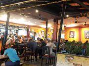 6705021 เซ้งร้านอาหารบาร์บีคิวสไตล์อเมริกัน และบาร์สปอร์ต ที่หาดริ้น เกาะพะงัน