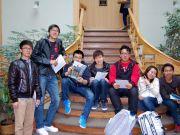 เรียนต่อ, ต่างประเทศ, อเมริกา, ภาษาอังกฤษ, งานสัมมนา