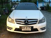 Benz C - Coupe C250 AMG Package