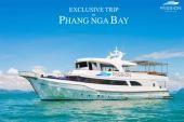 ทัวร์อ่าวพังงา Sunset Luxury Boat ราคาพิเศษ