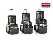 Rubbermaid : Executive Quick Cartsกระเป๋าทำความสะอาดแบบล้อเลื่อน