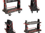 rubbermaid,รถเข็น,Convertible,งานช่าง,รถเข็นช่าง