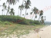 6704009 ขายที่ดินติดทะเล ที่เกาะสมุย เหมาะสำหรับสร้างโรงแรม และรีสอร์ท