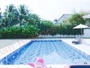 4305001 ขายวิลล่าติดทะเล มีสระว่ายน้ำ ที่เพชรบุรี