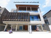 ขายดาวน์ บ้านเดี่ยว3ชั้น วนา เรสซิเดนซ์ พระราม 9-ศรีนครินทร์ Vana Residence Rama 9-SrinakarinType A