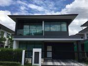 ให้เช่าบ้านเดี่ยว 2 ชั้น เศรษฐสิริกรุงเทพกรีฑาSetthasiri Krungthep Kreethaขนาด 562ตรวเฟอร์นิเจอร์สวย