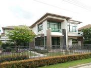 ขายบ้านเดี่ยว เดอะ แกรนด์ บางนา-วงแหวน The Grand Bangna-Wongwaen ขนาดที่ดิน 110 ตารางวา บ้านตัวอย่าง