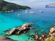 ทัวร์เกาะสิมิลิน ราคาถูกคนไทย ทริปพรีเมี่ยม 5 ดาว กับ Sea Star