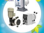 Dosing pumps EMEC and Disinfection systems for water treatment