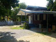 บ้านชั้นเดียวพร้อมที่ดิน ราคาถูก เจ้าของขายเอง อสารภี จเชียงใหม่