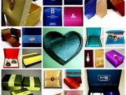 กลุ่มผู้ผลิตกล่องของขวัญOTOP, กล่องผ้าไหมโอทอป, กล่องผ้าขาวม้า ประชารัฐ,
