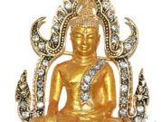 ของชำร่วยไทย ของชำร่วยงานเกษียณเข็มกลัดพระ เข็มกลัดพระแก้วมรกต พระสีวลี หลวงปู่ทวด หลวงพ่อโต พระพิฆเ