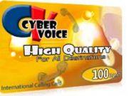 บัตรโทรศัพท์ระหว่างประเทศ CyberVoice พร้อมบริการพิเศษโทรฟรี สุดคุ้ม