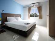 Prasoรัชดาซอย 3MRTพระราม 9เดินเพียง 5 นาทีห้องพักระดับโรงแรม รายเดือนรายวันราคาหลักร้อย