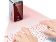 คีย์บอร์ดจำลอง Laser The Virtual KeyboardKeyboard emulator Laser The Virtual Keyboard