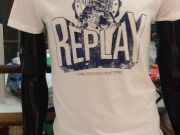 เสื้อยืด Replay diesel Lacoste Vans Imported items 100 Authentic