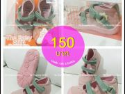 The Shopping Gallery ขาย รองเท้าเด็กหญิง Sun Story สีชมพู 150 บาท