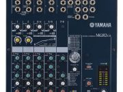 YAMAHA MG82CXCX models with SPX digital multi effect