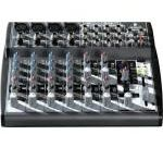 BEHRINGER XENYX 1202 FX มิกเซอร์ 12-Input 2-Bus Mixer with XENYX Mic Preamps British EQs and 24-Bit
