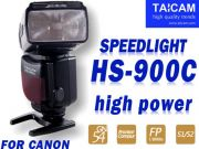 แฟลช Taicam HS-900C for Canon ตัวเดียวทำได้ทุกอย่าง ในราคาไม่เกินงบ