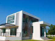 ขายบ้านเดี่ยวใหม่ สไตล์โมเดิร์น สวยมาก บนเนื้อที่กว่า1ไร่ในโครงการจัดสรร เจ้าของขายเอง