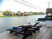 เรือนริมน้ำรีสอร์ท Reunrimnam Resort