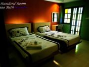 ห้อง Standard ที่พัก ห้องพัก โรงแรมบางกอกแทรเวลสวีท ราคาพิเศษคืนละ 599
