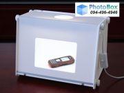 ตู้ถ่ายรูปสินค้า Photo Box ช่วยให้สินค้าของคุณดูโดดเด่น ช่วยเพิ่มยอดขาย