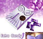 "Extra candy ลูกอมนมโต ""นมโต แค่เคี้ยว"" 0917417025"