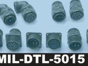 Military-5015-Circular-Connector