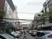 Sale land closed the road in the soiat Sukhumvit 22