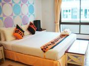 โรงแรมสวัสดี ห้องพักพัทยากลาง ราคาถูก ใกล้ชายหาดพัทยา ใกล้แหลมบาลีฮาย