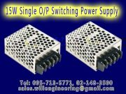OMRONSwitching Power Supplies