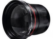 Telephoto Lensเลนส์เทเล 58mmTELE Telephoto Lens สำหรับกล้องดิจิตอล DSLRใช้ต่อเลนส์คิดหน้าเลนส์ 58มม