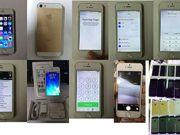 ขาย iphone5s ตัวท็อปสแกนลายนิ้วมือได้5200 บาท