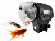 เครื่องให้อาหารปลาอัตโนมัติ ราคาถูก ปลาจะมีอาหารทานตลอดเวลา ระยะที่ท่านไม่อยู่บ้าน