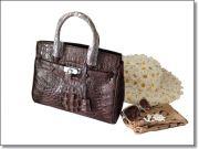 กระเป๋าหนังจระเข้ กระเป๋าหนังแท้ แฮนด์เมดทุกใบ คุ้มสุดๆ ผู้ผลิตขายเอง