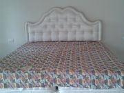 ขายเตียงนอน ขนาด6ฟุต พร้อมที่นอน อย่างดี
