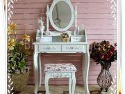 โต๊ะเครื่องแป้งในฝันของผู้หญิง งานสวยคุณภาพเยี่ยม ราคาจับต้องได้ แต่งหน้า 2499