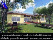 รับสร้างบ้านคุณภาพ แบบบ้านสวย ก่อสร้างได้มาตรฐาน โดยทีมสถาปนิกและวิศวกร