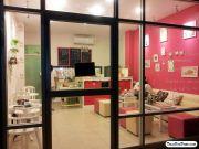 เซ้งร้านสมูทตี้ ชา ไอศรีม ทำเลดีในตึกลุมพินีคอนโด รามอินทรา กม8