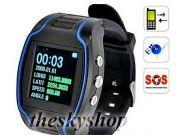 GPS ติดตามเด็ก ติดตามคน ราคาถูก ติดตามตำแหน่งได้ทันทีคะ แบบนาฬิกาข้อมือ