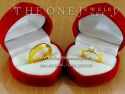 แหวนแต่งงาน แหวนหมั้น แหวนครบรอบ ในราคาย่อมเยาว์