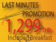 Last minutes 1299- : Hotel M Chiangmai