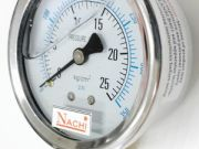 pressure gauge size 14